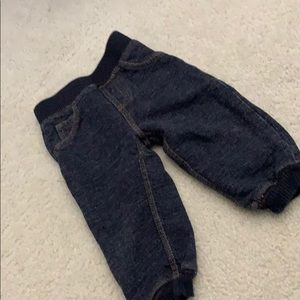 Boys blue pants